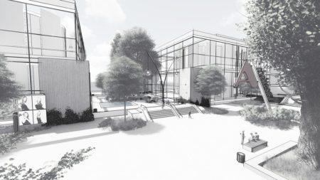 architecture 3D KMZ